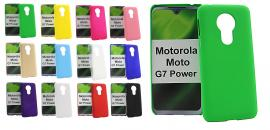 Hardcase Cover Motorola Moto G7 Power