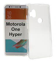 TPU Mobilcover Motorola One Hyper