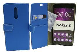 Standcase Wallet Nokia 8