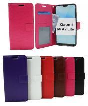 Crazy Horse Wallet Xiaomi Mi A2 Lite