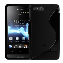S-line Cover Sony Xperia Go (st27i)