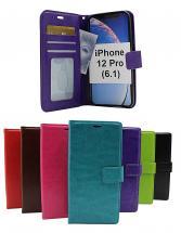 Crazy Horse Wallet iPhone 12 Pro (6.1)