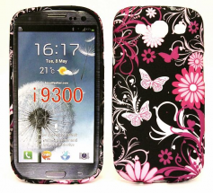 TPU Designcover till Samsung Galaxy S3 (i9300)