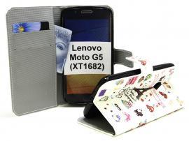 Designwallet Lenovo Moto G5 (XT1682)