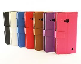 Standcase wallet Nokia Lumia 730/735