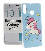TPU Designcover Samsung Galaxy A20s (A207F/DS)