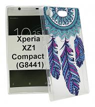 TPU Designcover Sony Xperia XZ1 Compact (G8441)