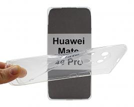 Ultra Thin TPU Cover Huawei Mate 40 Pro