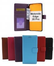 New Standcase Wallet Motorola Edge 20 Pro