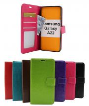 Crazy Horse Wallet Samsung Galaxy A22 (SM-A225F/DS)