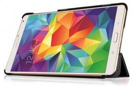 Cover Case PU Læder Samsung Galaxy Tab S 8.4 (T700)
