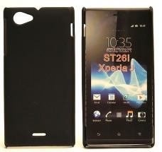 Hardcase Cover Sony Xperia J (ST26i)