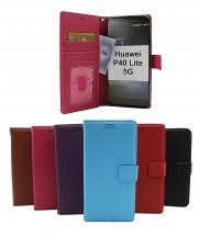 New Standcase Wallet Huawei P40 Lite 5G
