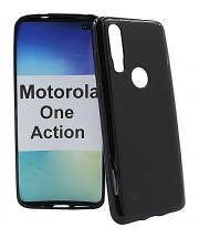 TPU Mobilcover Motorola One Action