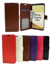 Crazy Horse Wallet Sony Xperia XZ3