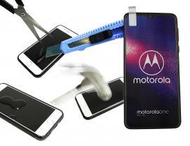 Glasbeskyttelse Motorola One Macro