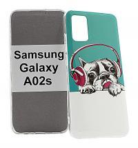 TPU Designcover Samsung Galaxy A02s (A025G/DS)