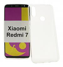 Ultra Thin TPU Cover Xiaomi Redmi 7