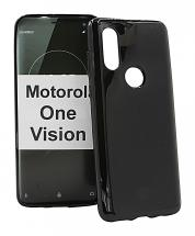 TPU Mobilcover Motorola One Vision