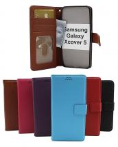 New Standcase Wallet Samsung Galaxy Xcover 5 (SM-G525F)