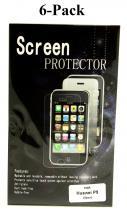 6-Pack Skærmbeskyttelse Huawei P9
