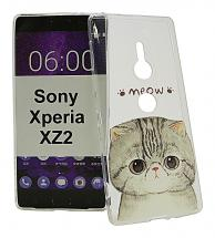 TPU Designcover Sony Xperia XZ2 (H8266)