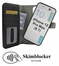 Skimblocker Magnet Wallet iPhone 12 Pro Max (6.7)