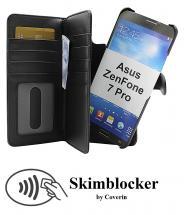 Skimblocker XL Magnet Wallet Asus ZenFone 7 Pro (ZS671KS)