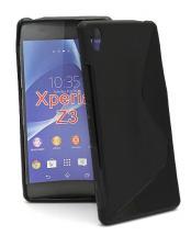 S-Line cover Sony Xperia Z3 (D6603)