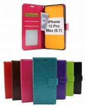 Crazy Horse Wallet iPhone 13 Pro Max (6.7)