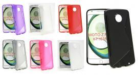 S-Line Cover Lenovo Motorola Moto Z Play
