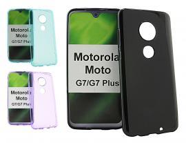TPU Mobilcover Motorola Moto G7 / Moto G7 Plus