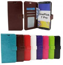 Crazy Horse Wallet OnePlus 7 Pro