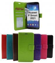 Crazy Horse Wallet Huawei P Smart 2021