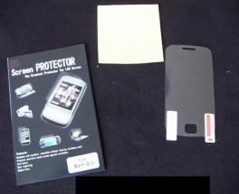 Skærmbeskyttelse Samsung Galaxy Gio (S5660)