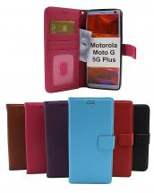 New Standcase Wallet Motorola Moto G 5G Plus