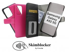 Skimblocker Magnet Wallet Samsung Galaxy A52 5G (A525F/A526B)