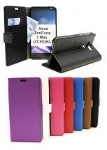 Standcase Wallet Asus ZenFone 3 Max (ZC553KL)