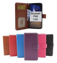 New Standcase Wallet Huawei P40 Lite