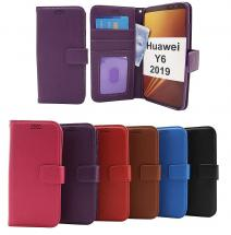 New Standcase Wallet Huawei Y6 2019