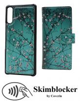 Skimblocker Magnet Designwallet Sony Xperia L4