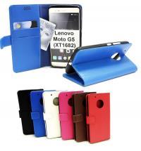 Standcase Wallet Lenovo Moto G5 (XT1682)