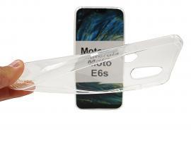 Ultra Thin TPU Cover Motorola Moto E6s