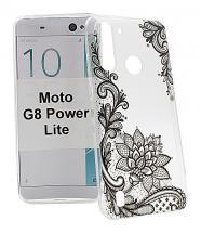 TPU Designcover Motorola Moto G8 Power Lite