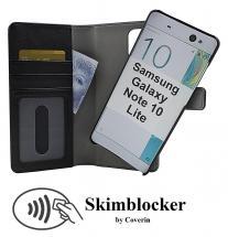 Skimblocker Magnet Wallet Samsung Galaxy Note 10 Lite (N770F)