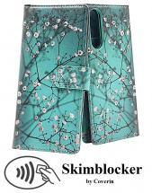 Skimblocker XL Magnet Designwallet Samsung Galaxy A21s (A217F/DS)