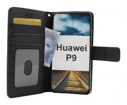 New Standcase Wallet Huawei P9