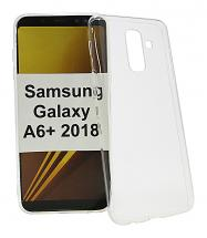 Ultra Thin TPU Cover Samsung Galaxy A6+ / A6 Plus 2018 (A605FN/DS)