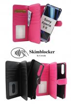Skimblocker XL Magnet Wallet Sony Xperia 5 II (XQ-AS52)
