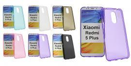 TPU Mobilcover Xiaomi Redmi 5 Plus